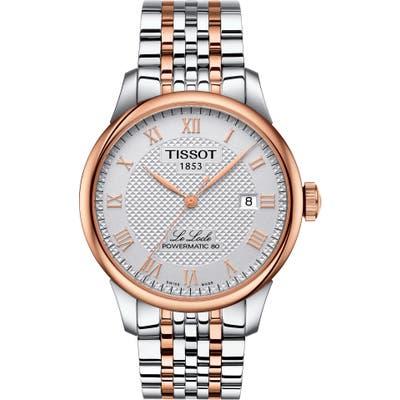 Tissot Le Locle Bracelet Watch,