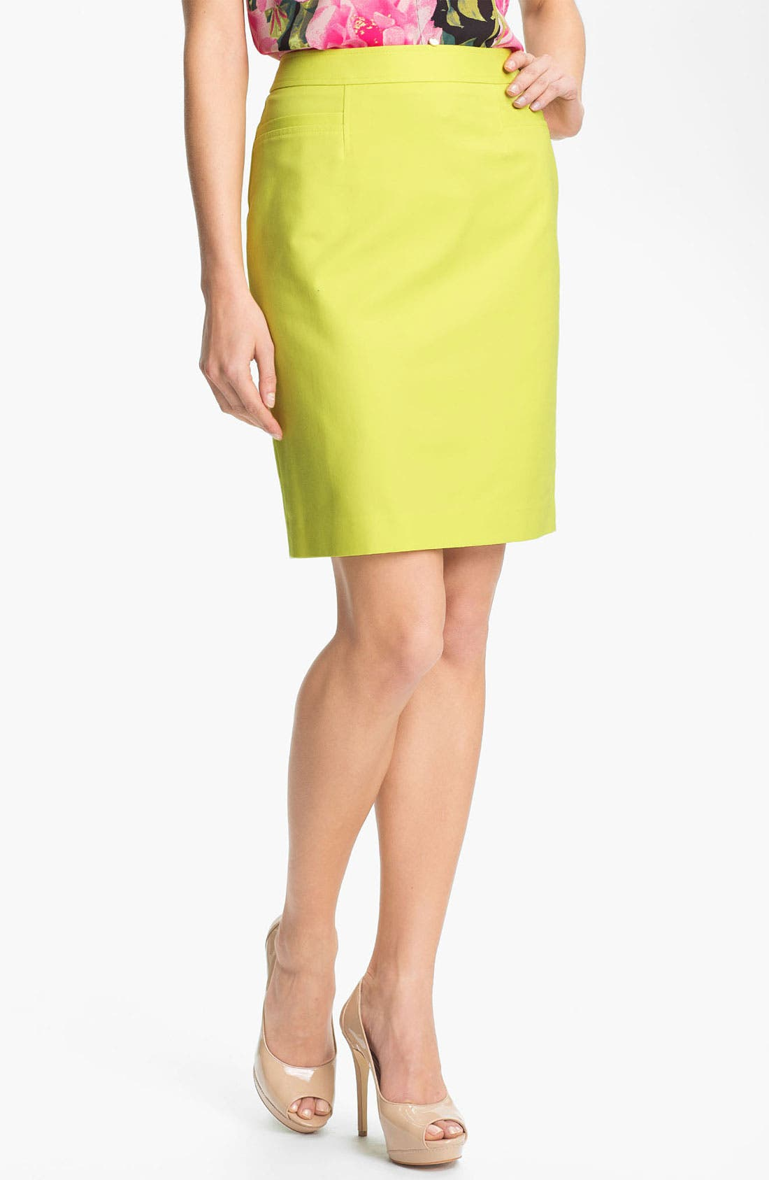 ,                             Stretch Woven Skirt,                             Main thumbnail 13, color,                             300