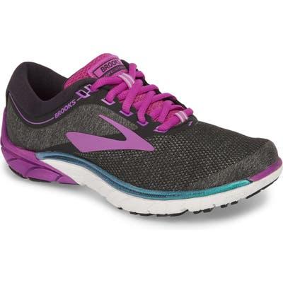 Brooks Purecadence 7 Road Running Shoe, Black