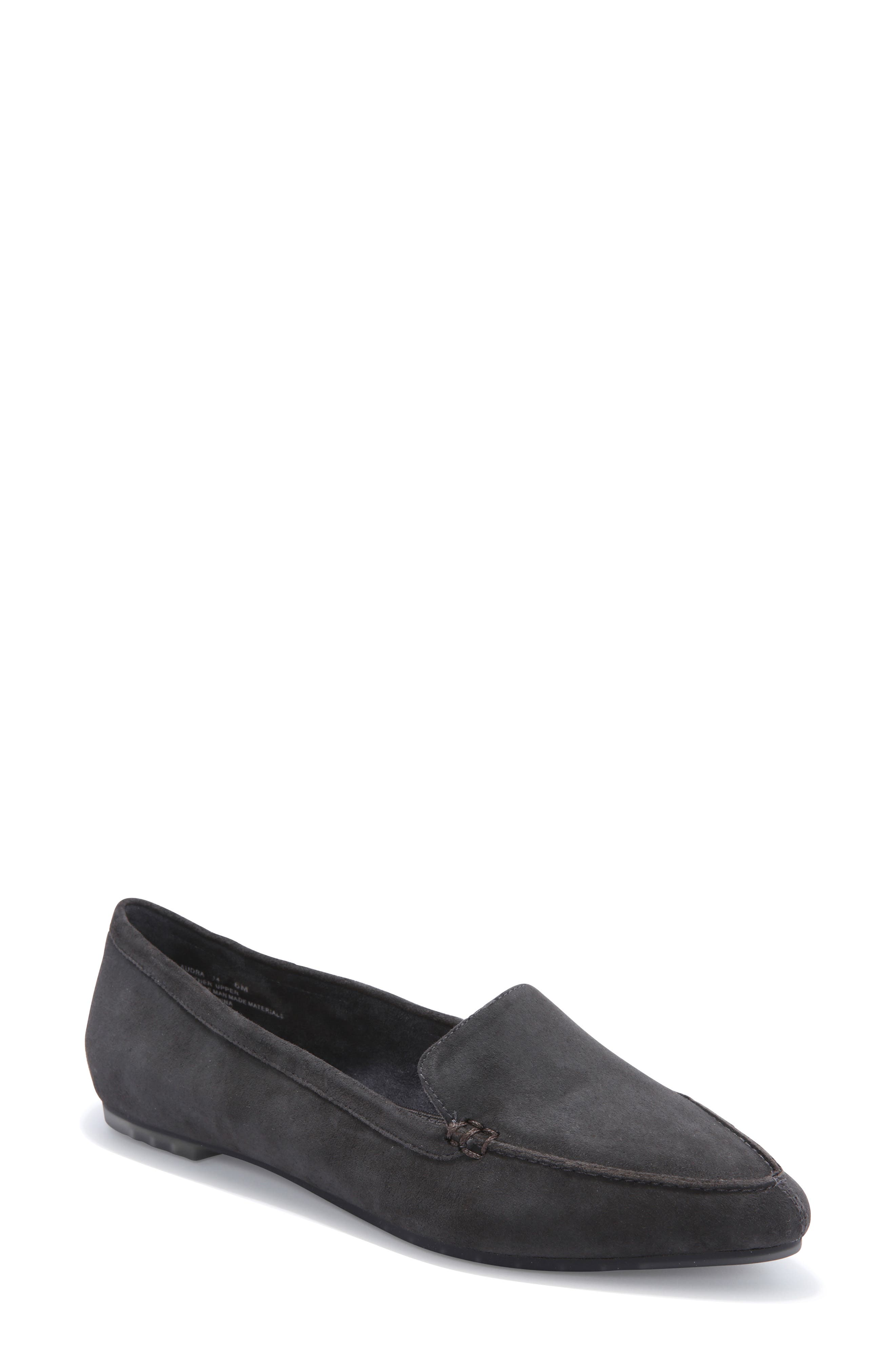 Me Too Audra Loafer Flat, Grey