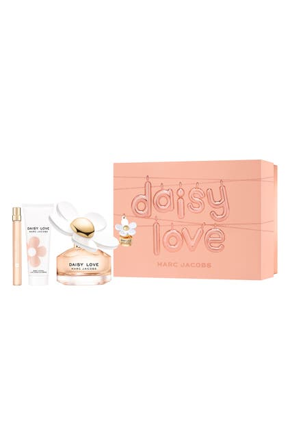 Image of Marc Jacobs Daisy Love Eau de Toilete 3-Piece Set
