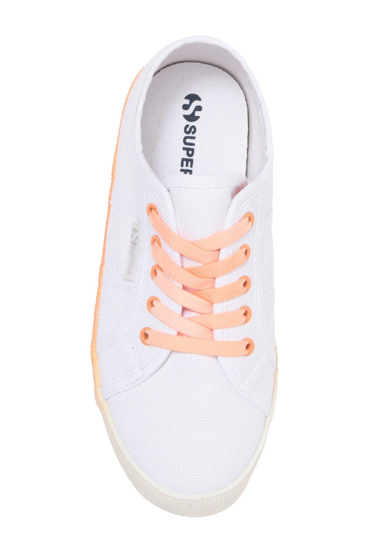 Superga Gradient Lace-Up Sneaker