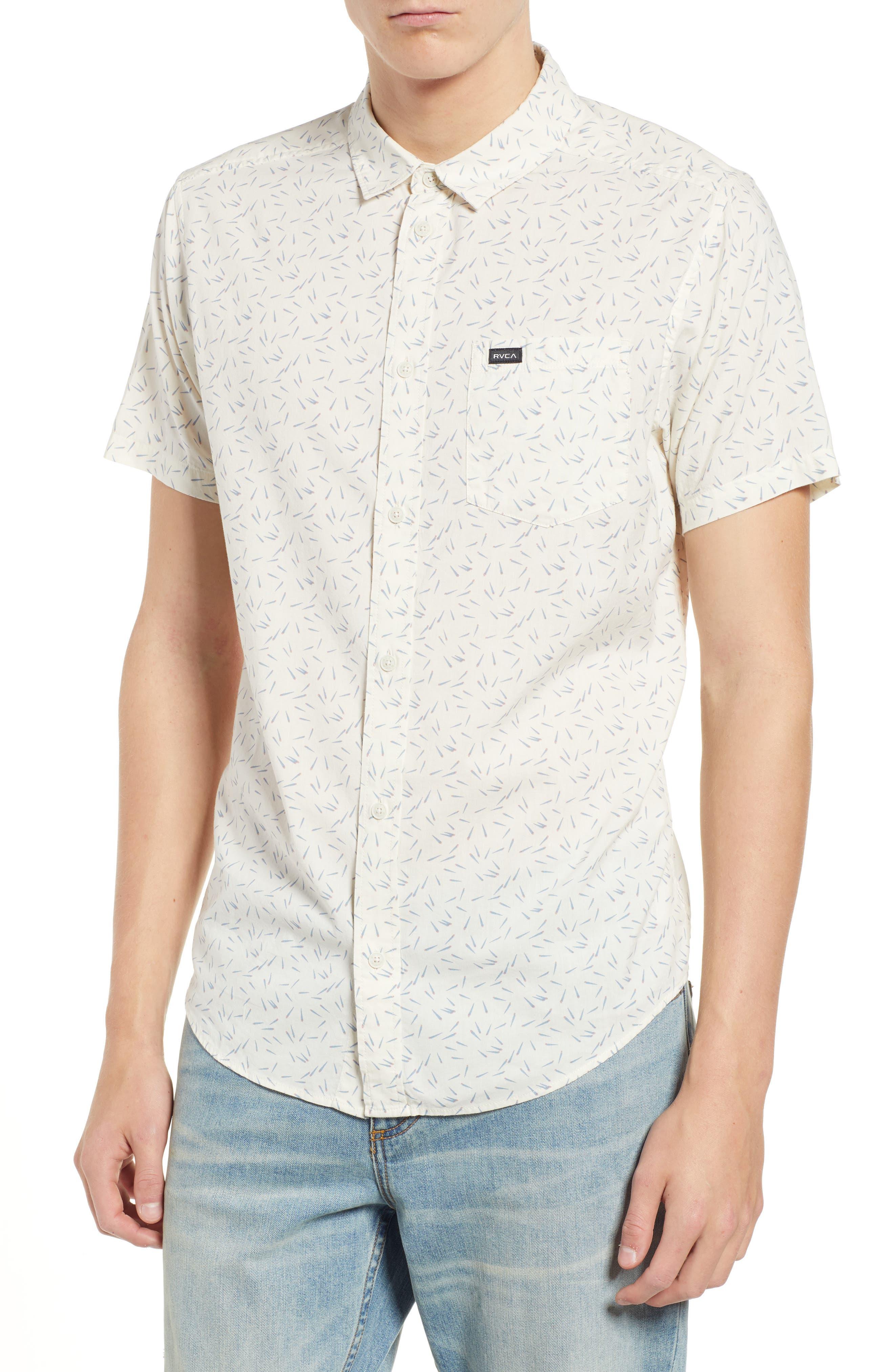 ,                             Pins & Needles Slim Fit Woven Shirt,                             Main thumbnail 11, color,                             900