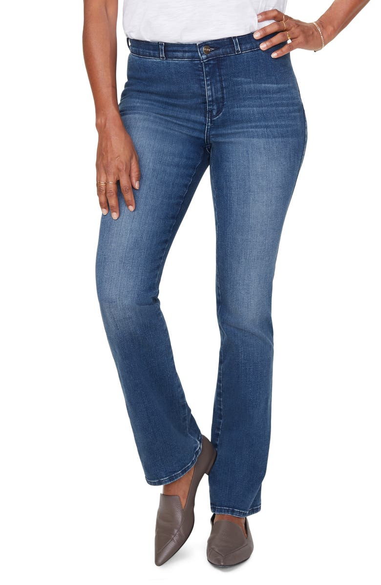 NYDJ Barbara Contour Bootcut Jeans, Main, color, MELOY