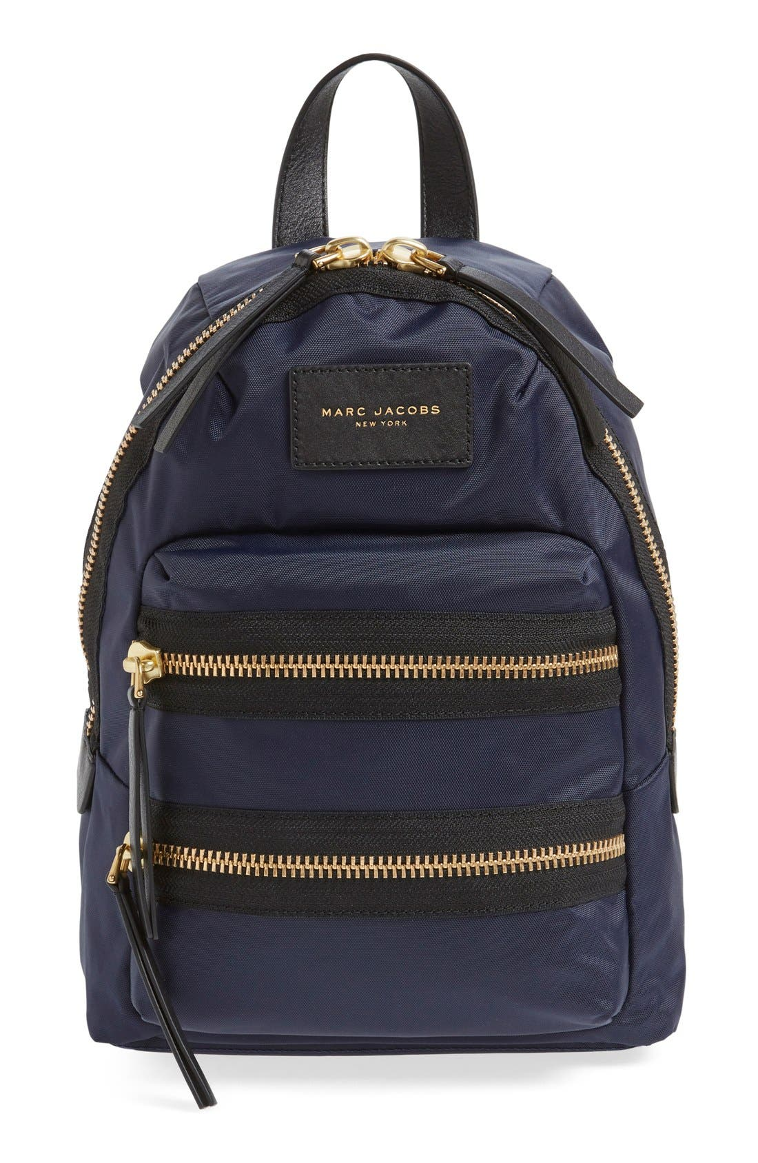 ,                             'Mini Biker' Nylon Backpack,                             Main thumbnail 7, color,                             400