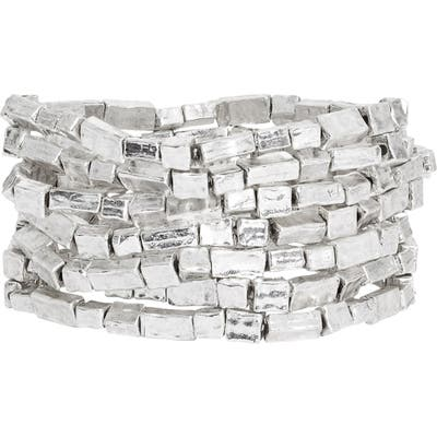 Karine Sultan Bracelets (Set Of 7)
