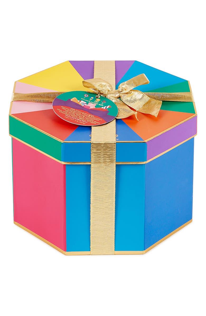 DYLAN'S CANDY BAR Holiday Octagonal Sampler Box, Main, color, 600