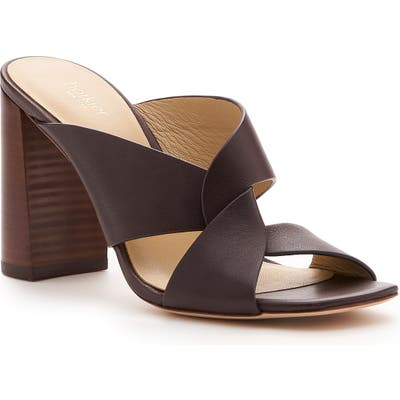 Botkier Raven Slide Sandal, Brown