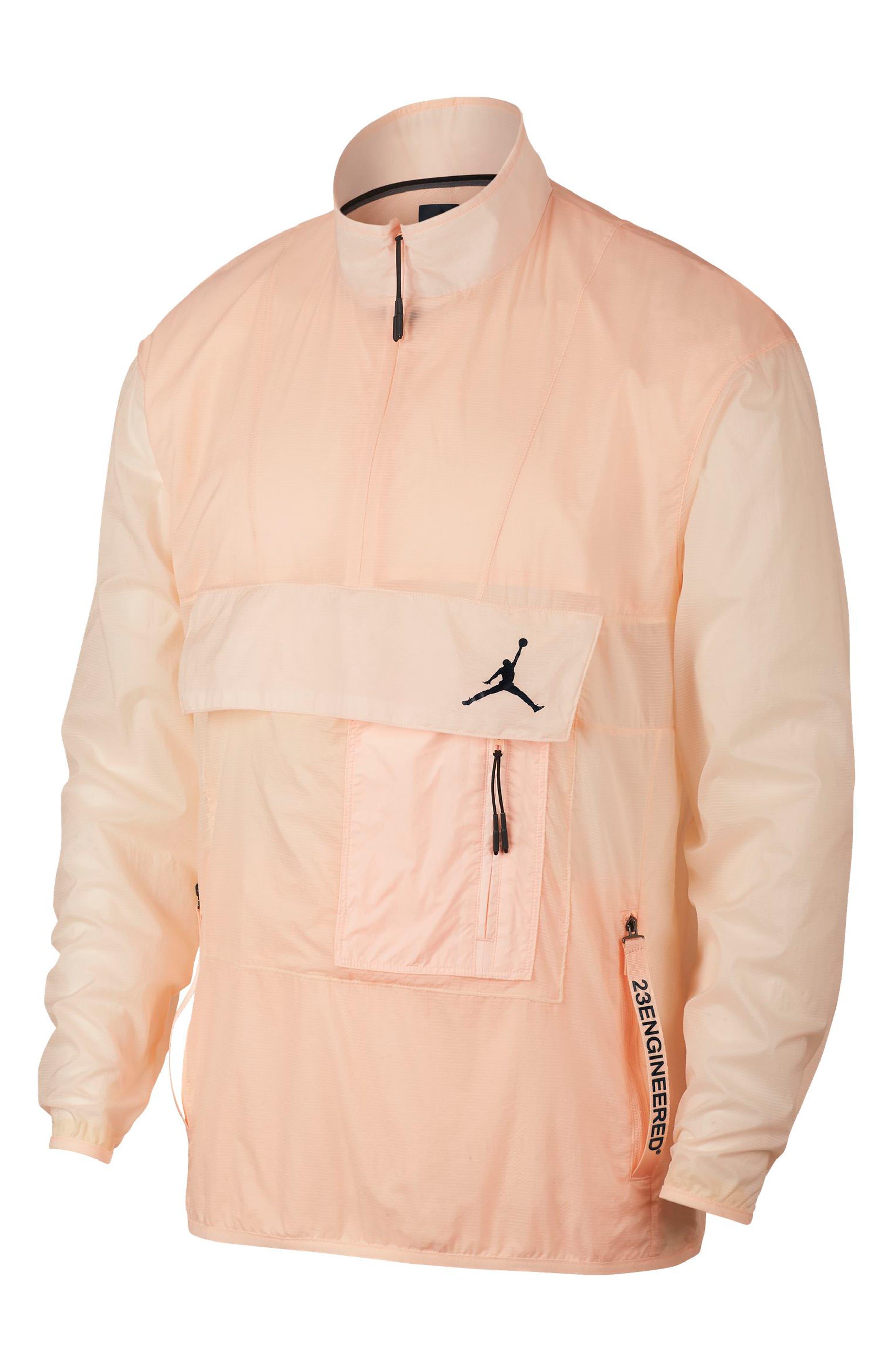 Jordan 23 Engineered Training Jacket, Coral