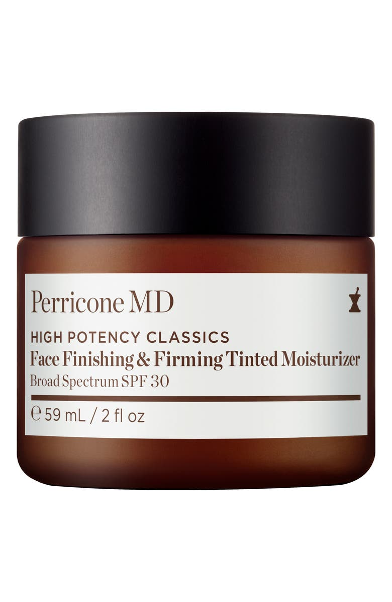 PERRICONE MD High Potency Classics Face Finishing & Firming Tinted Moisturizer SPF 30, Main, color, 000
