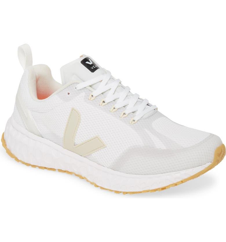 VEJA Condor Alveomesh Sneaker, Main, color, WHITE PIERRE