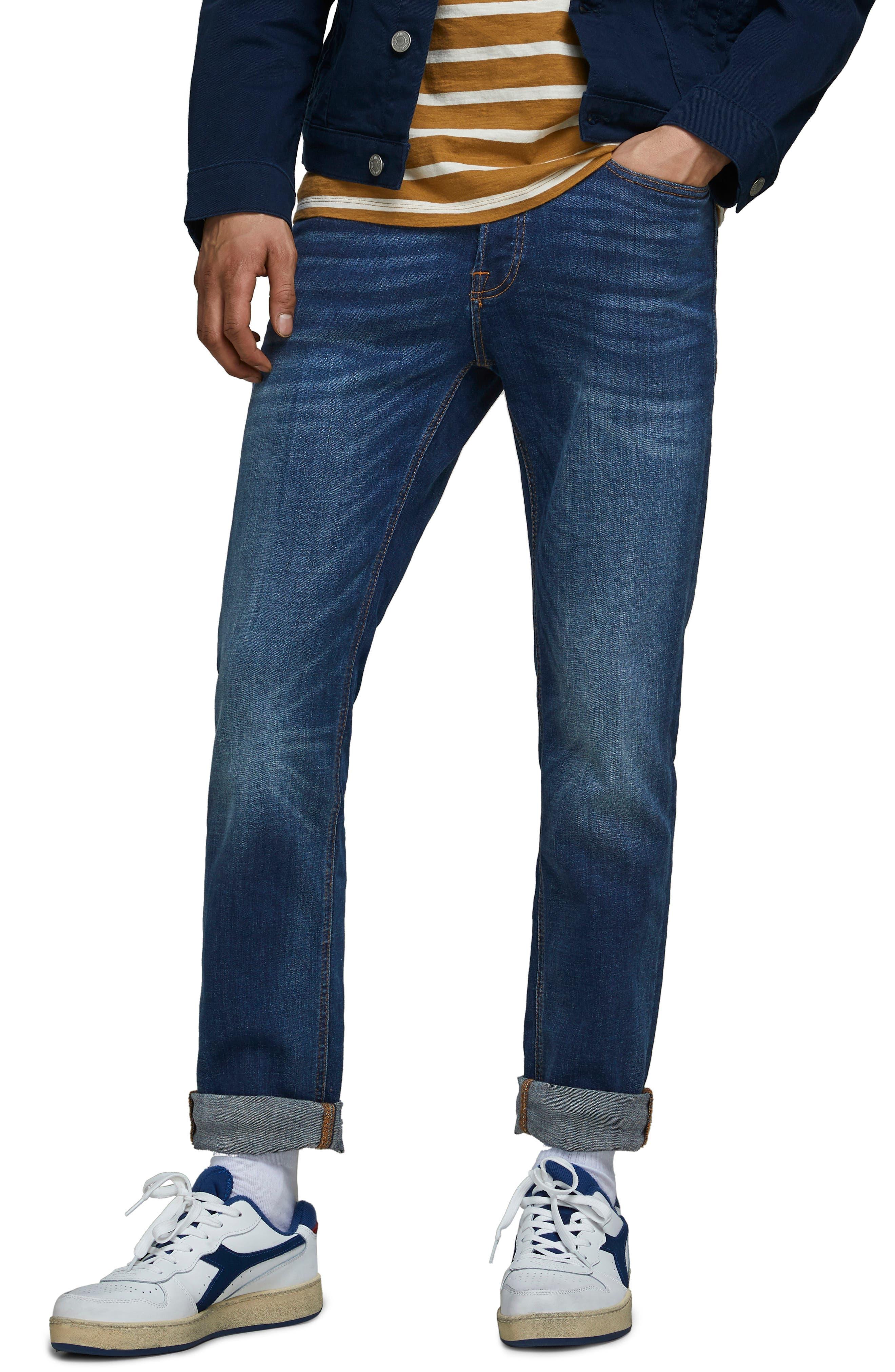 Tim Original Am 782 50Sps Slim Straight Leg Jeans