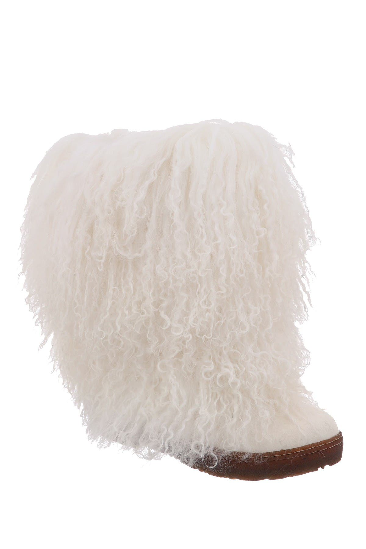 Image of BEARPAW Boetis II Genuine Sheepskin Short Boot