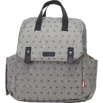 Babymel Robyn Convertible Diaper Backpack -