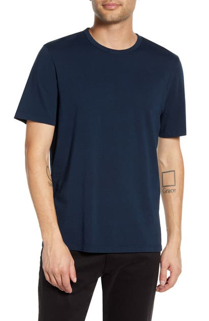 Vince T-shirts SOLID T-SHIRT