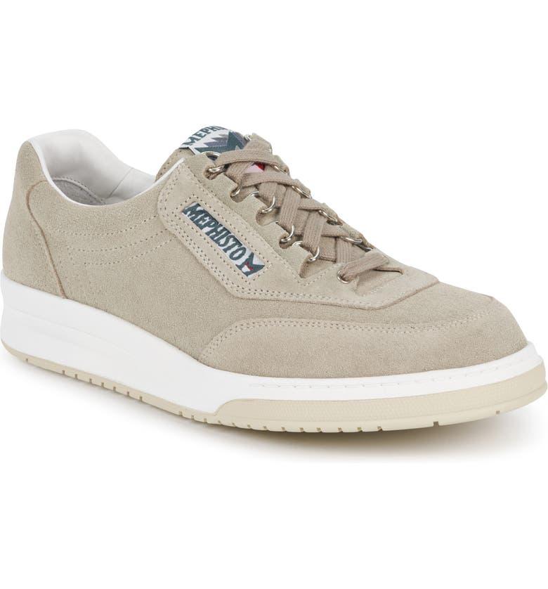 MEPHISTO 'Match' Walking Shoe, Main, color, CAMEL