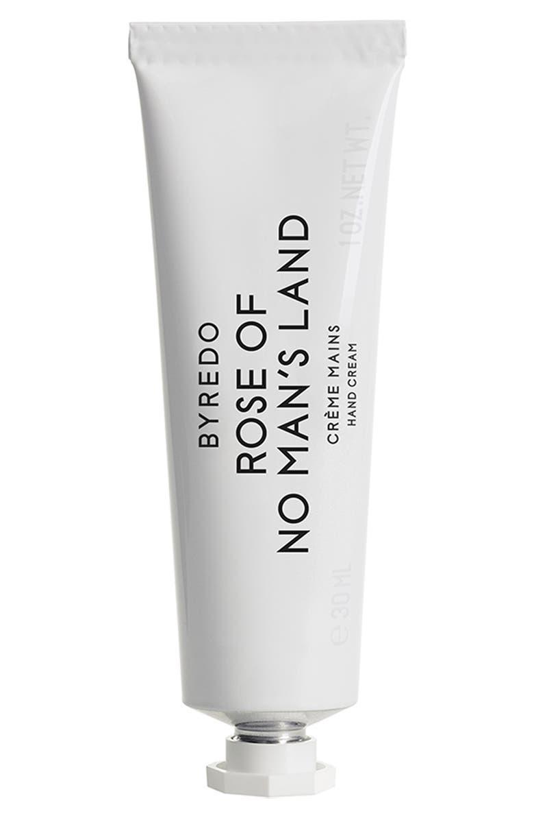 BYREDO Rose Of No Man's Land Hand Cream, Main, color, NO COLOR