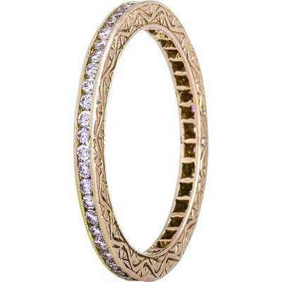 Sethi Couture Channel Set Diamond Band Ring