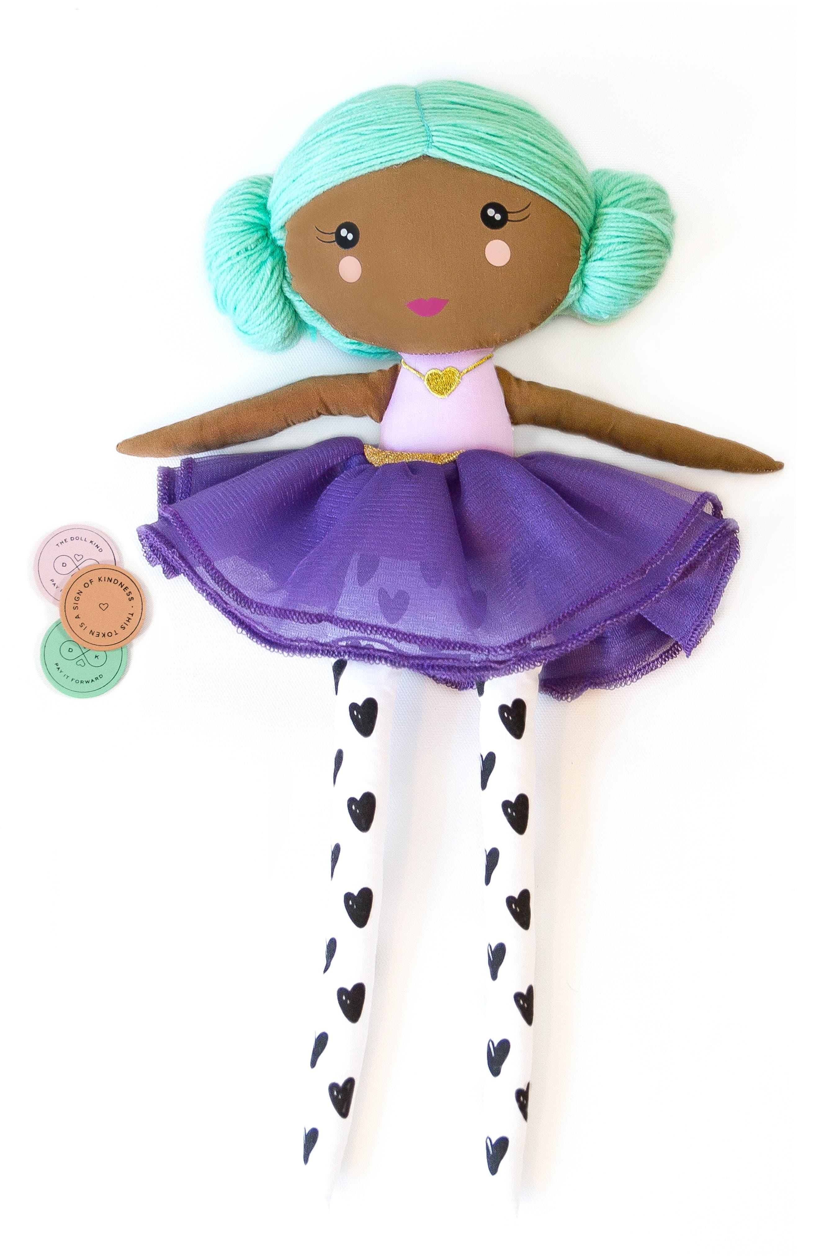 Girls Kind Culture Co The Joy Doll  Kindness Kit Set