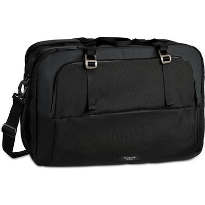 Timbuk2 Never Check Convertible Laptop Duffle Bag - Black