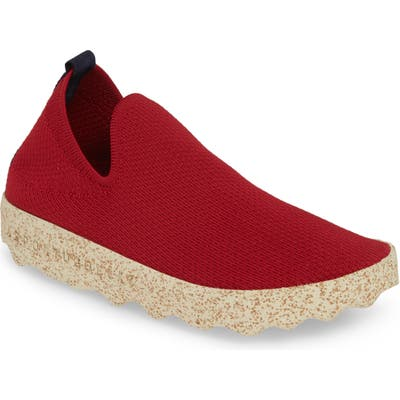 Asportuguesas By Fly London Care Sneaker, Red