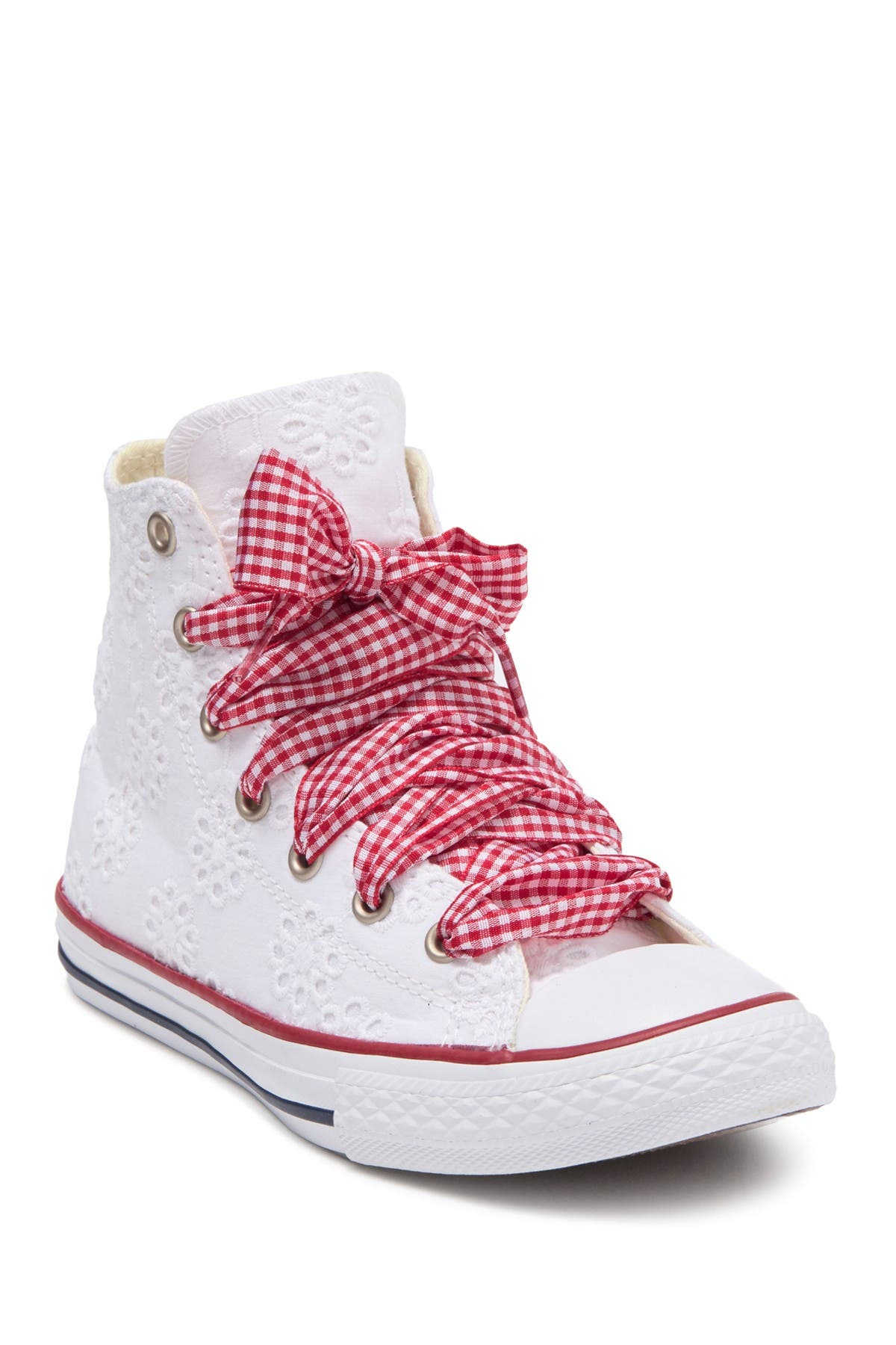 Image of Converse Chuck Taylor All-Star Embroidered High Top Sneaker