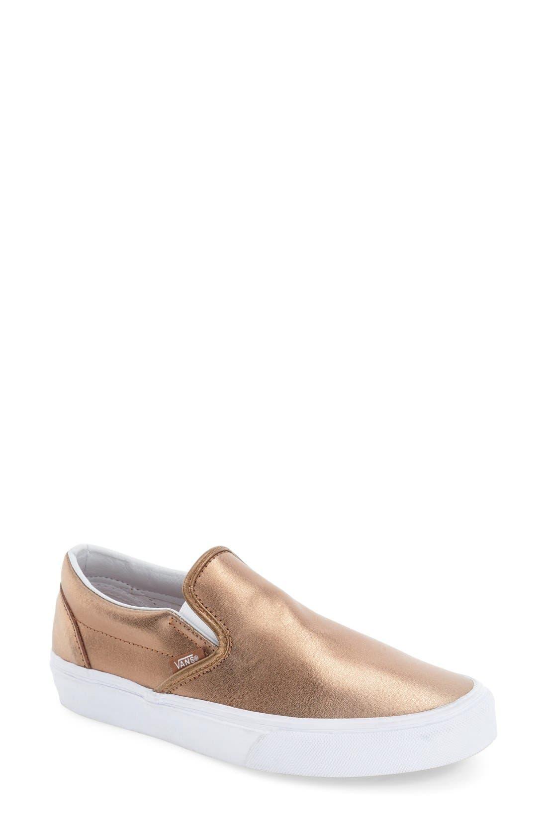 ,                             Classic Slip-On Sneaker,                             Main thumbnail 314, color,                             220