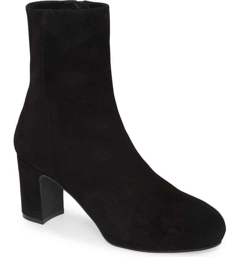 STUART WEITZMAN Gianella Bootie, Main, color, BLACK