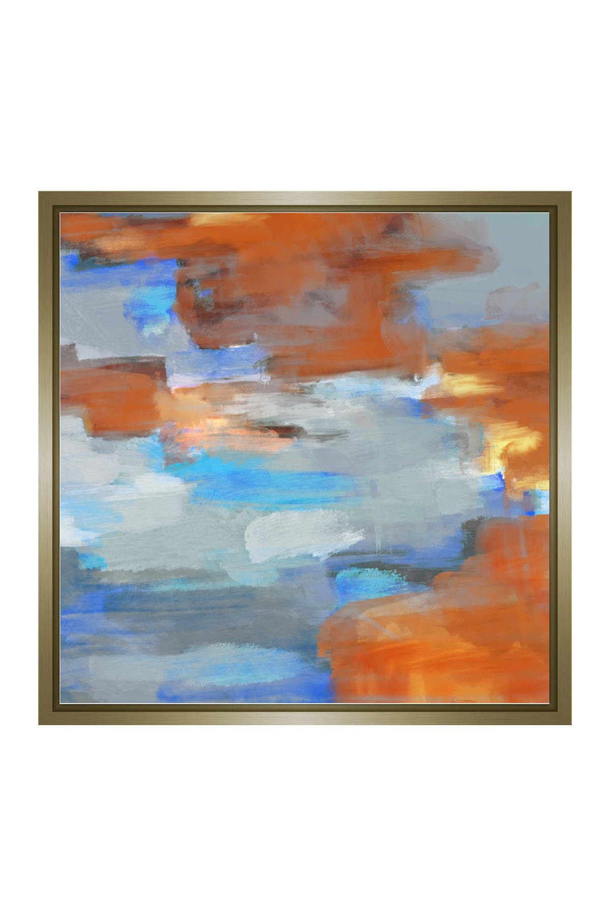 Image of PTM Images Wind & Fire Gallery Wrapped Giclee Print
