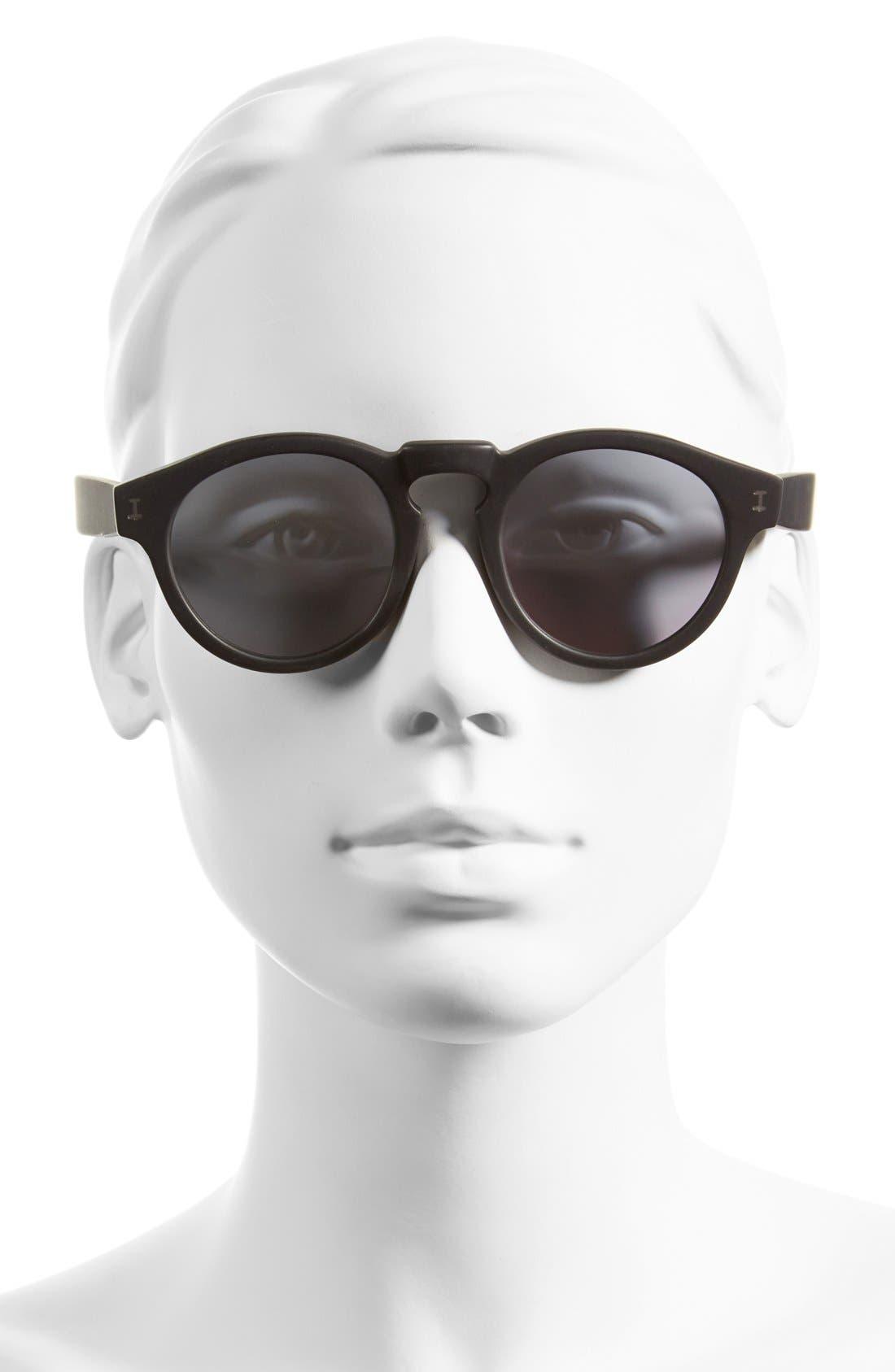 ,                             'Leonard' 47mm Sunglasses,                             Alternate thumbnail 34, color,                             024