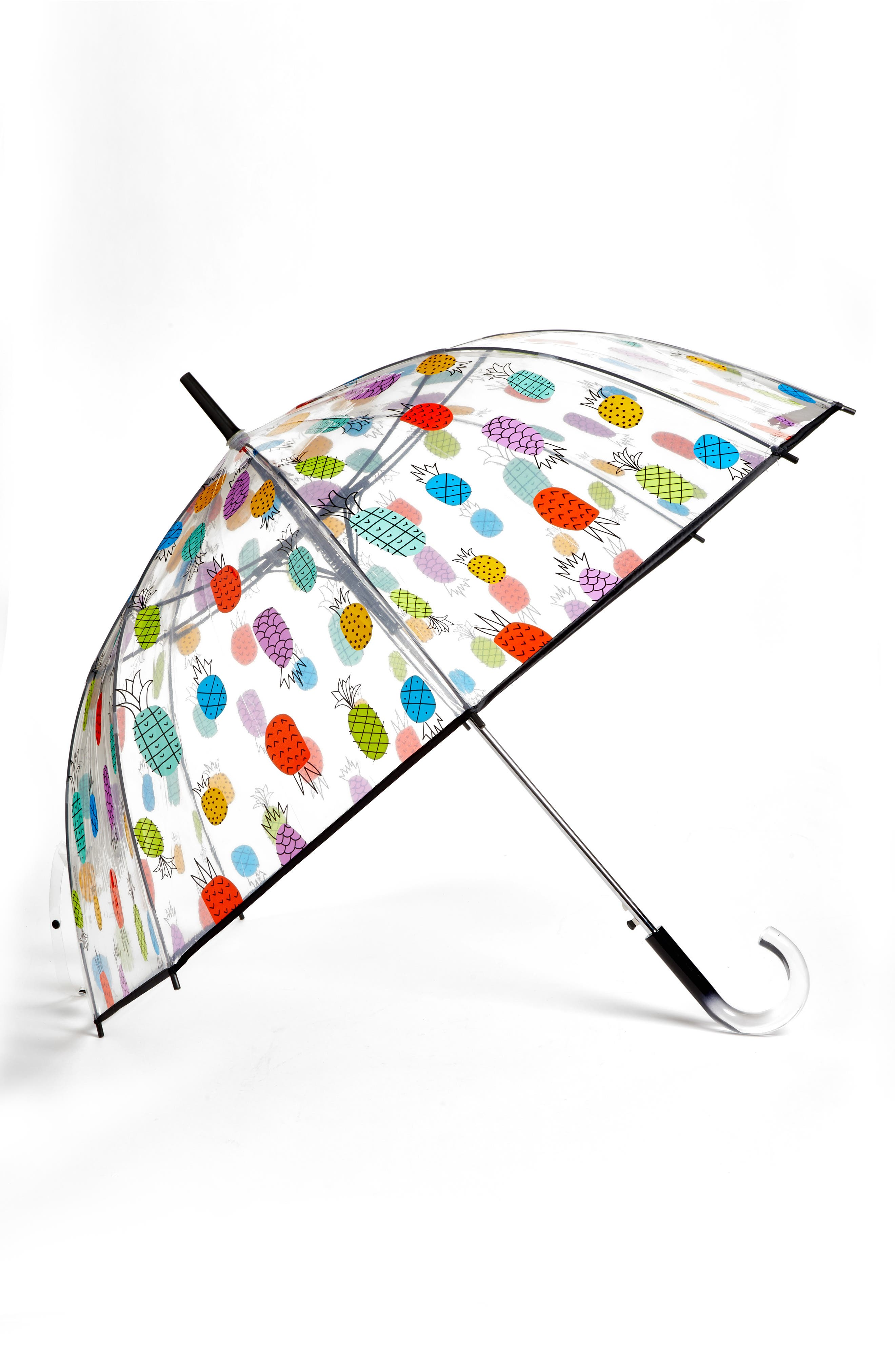 ,                             'The Bubble' Auto Open Stick Umbrella,                             Main thumbnail 7, color,                             198