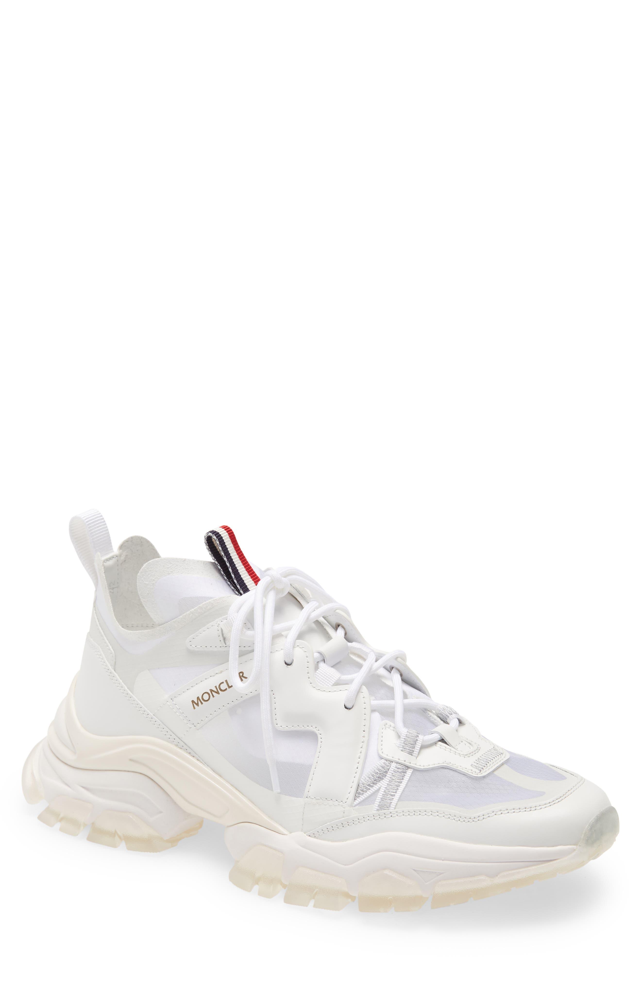 Moncler Leave No Trace Sneaker (Men