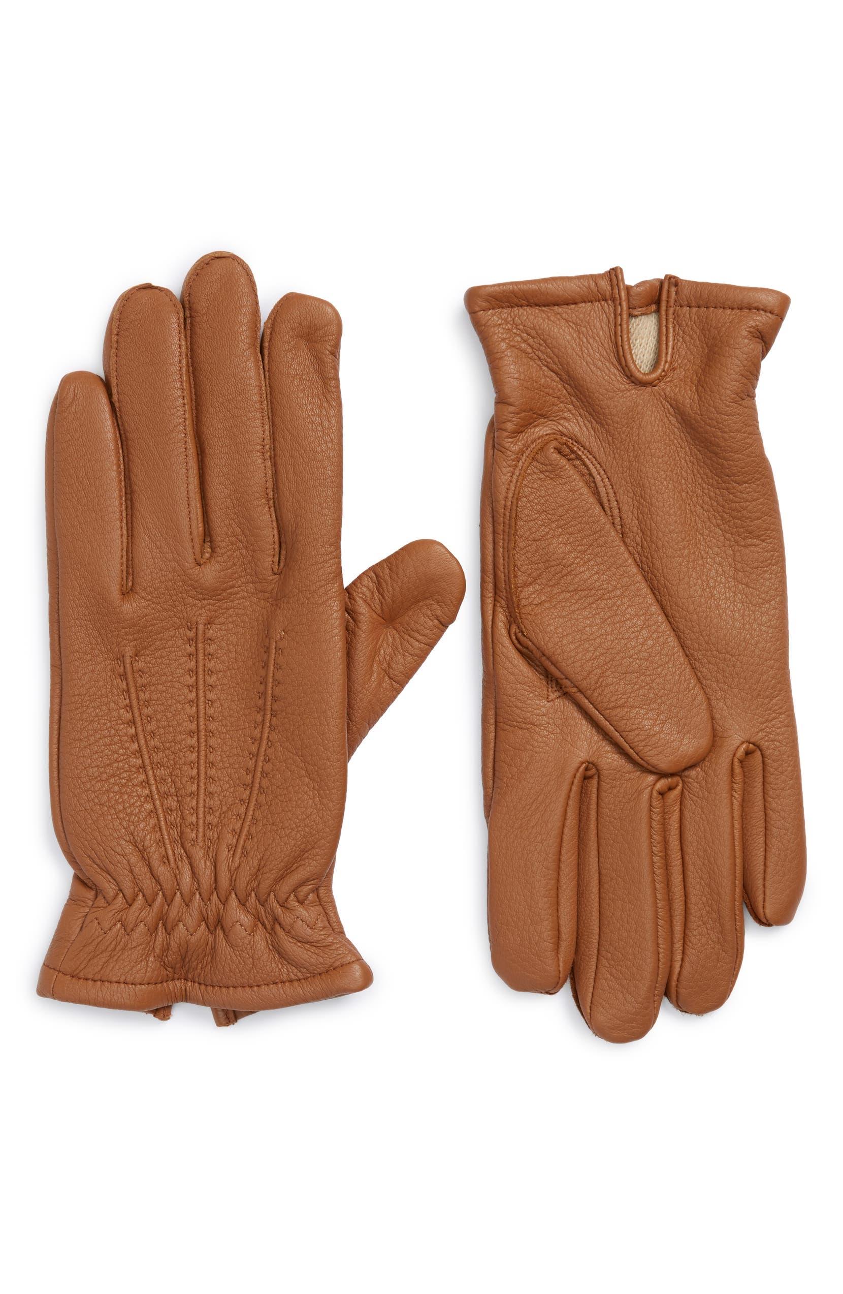 43164002f88 Deerskin Leather Gloves