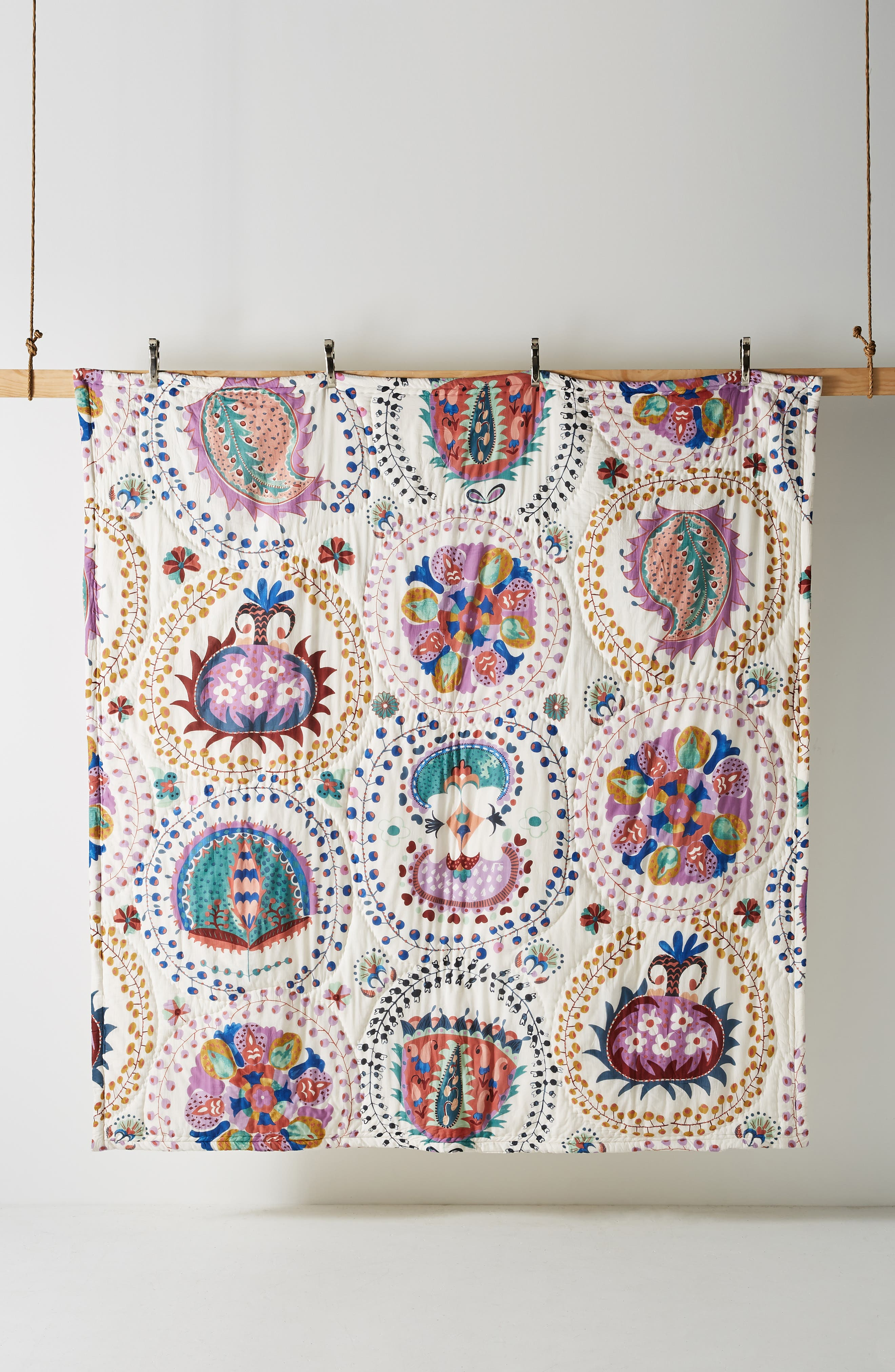 ,                             Delissa Quilt,                             Alternate thumbnail 3, color,                             MULTI