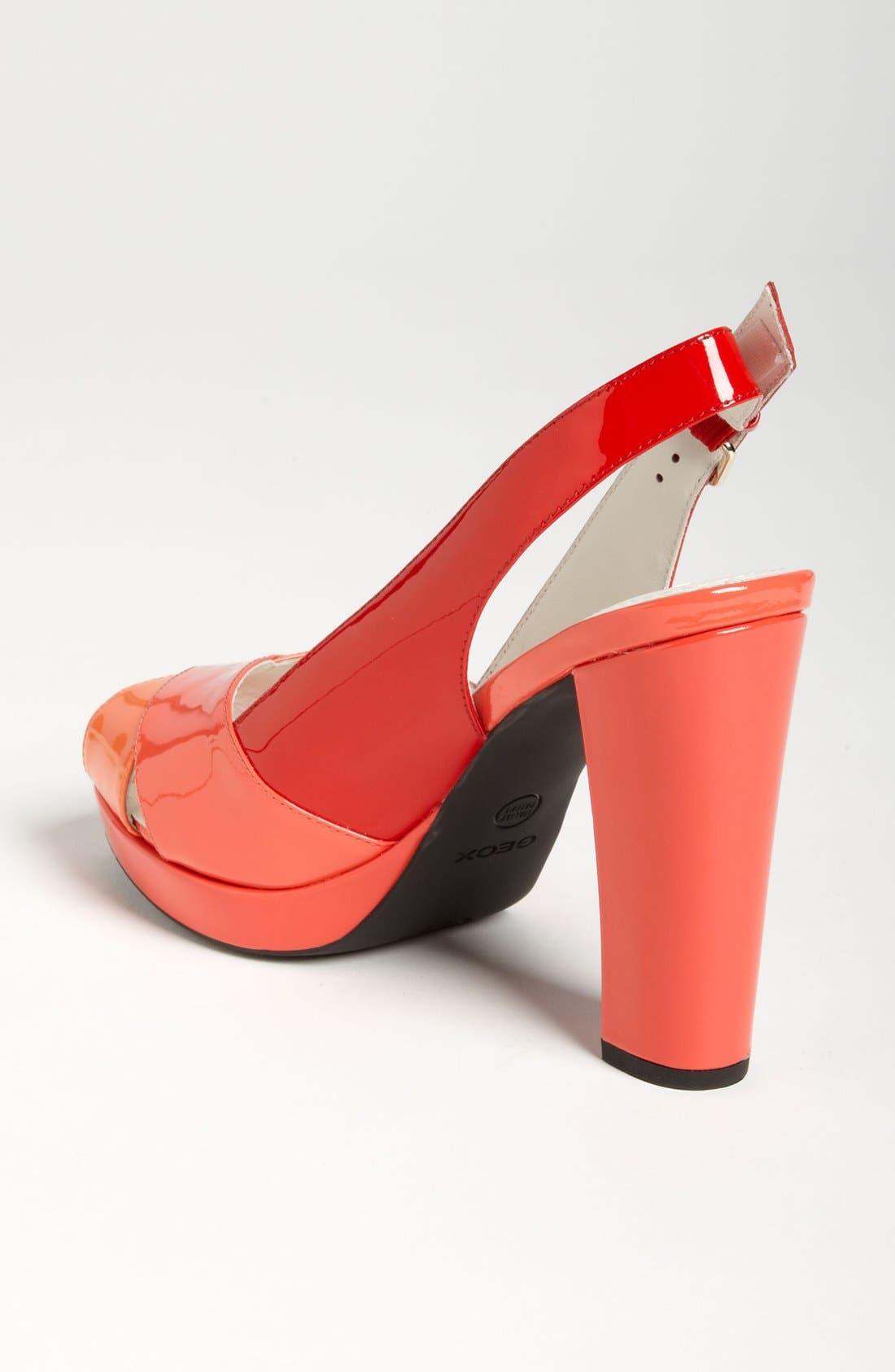 ,                             'New Egizia' Slingback Sandal,                             Alternate thumbnail 6, color,                             609
