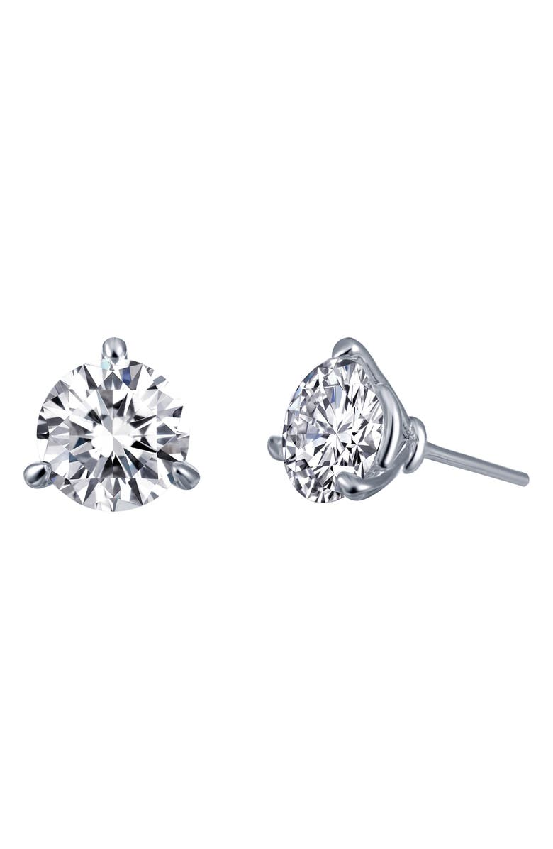 LAFONN Simulated Diamond Stud Earrings, Main, color, 040