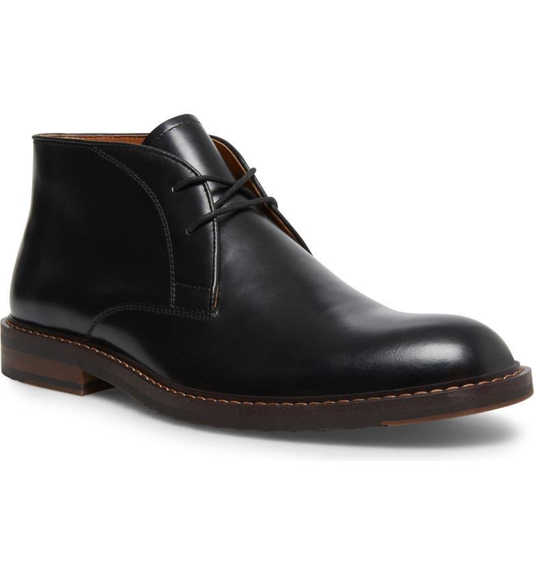 STEVE MADDEN Bustur Chukka Boot, Main, color, 001