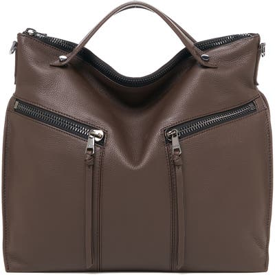 Botkier Trigger Convertible Hobo Bag - Brown