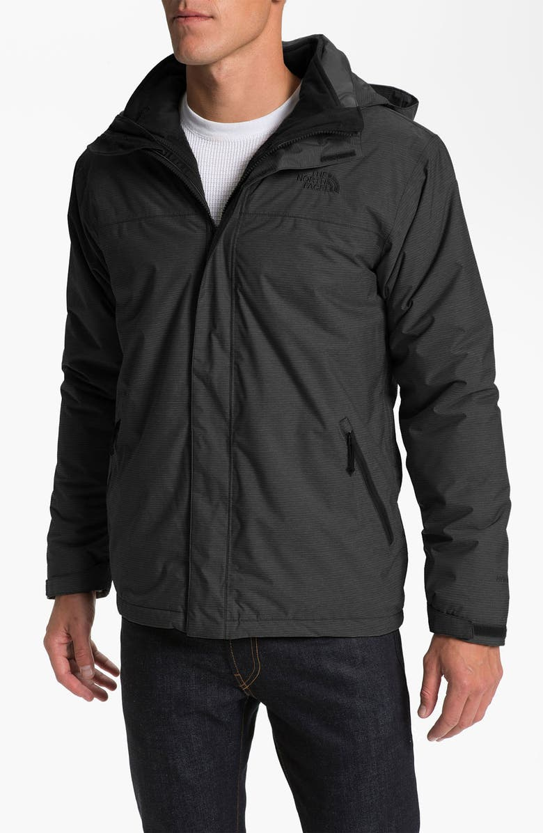 THE NORTH FACE 'Flathead' TriClimate<sup>®</sup> 3-in-1 Jacket, Main, color, 001
