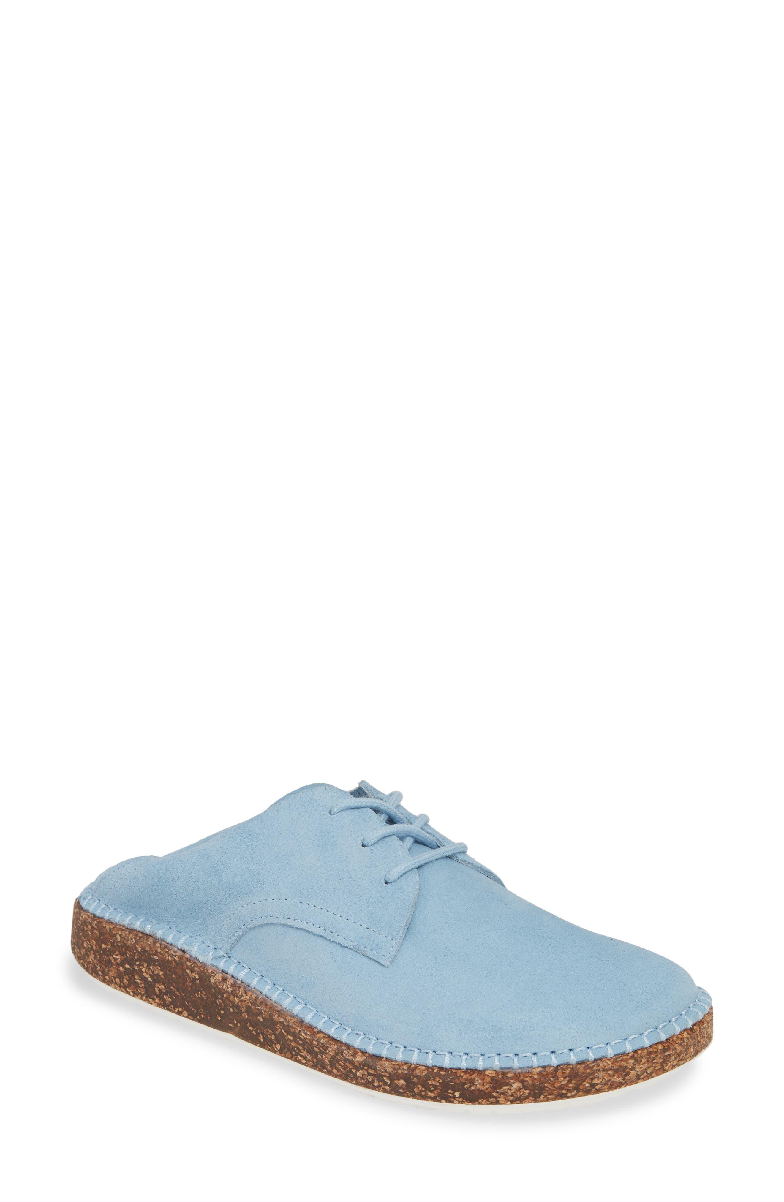 Birkenstock Gary Convertible Derby,8.5 B - Blue