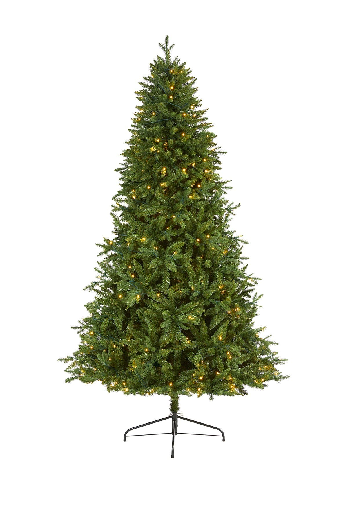Image of NEARLY NATURAL 7ft. New Hampshire Fir Artificial Christmas Tree