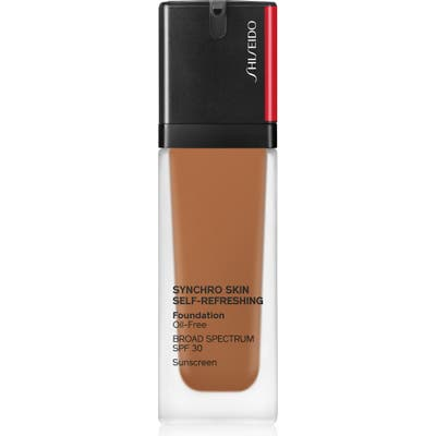 Shiseido Synchro Skin Self-Refreshing Liquid Foundation - 460 Topaz