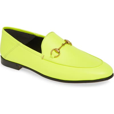 Gucci Brixton Convertible Loafer - Yellow