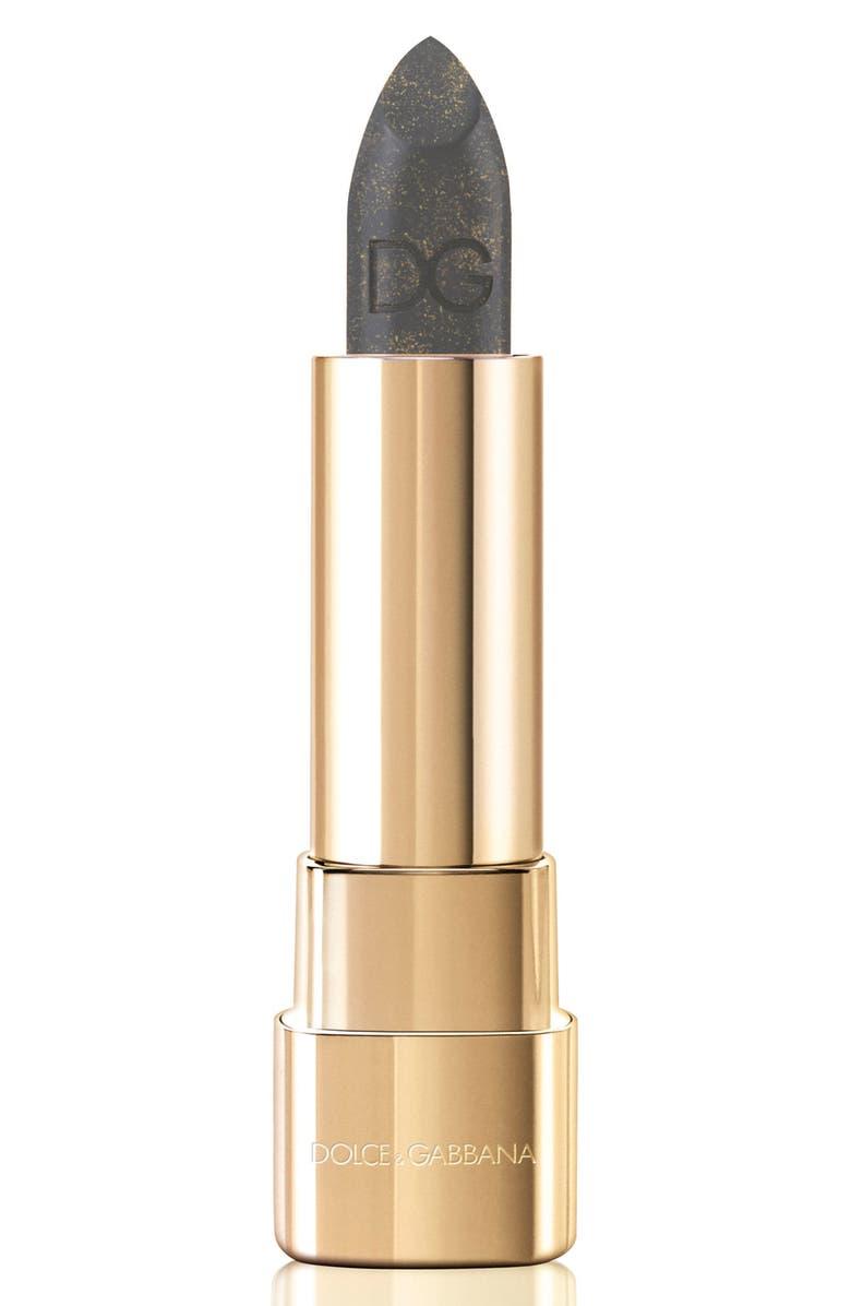 DOLCE&GABBANA BEAUTY Shine Lipstick, Main, color, 001
