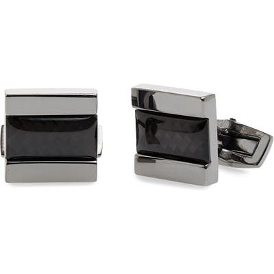 Boss T-Leo Square Cuff Links