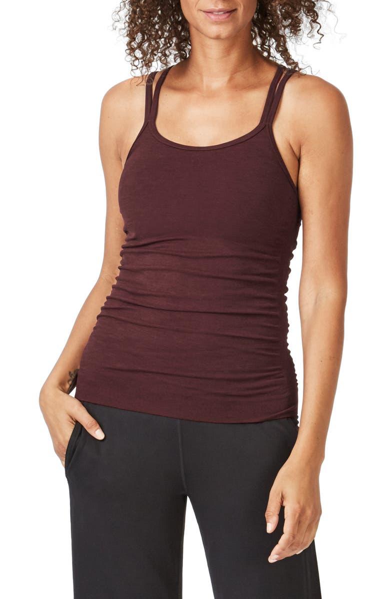 SWEATY BETTY Namaska Yoga Camisole, Main, color, 003