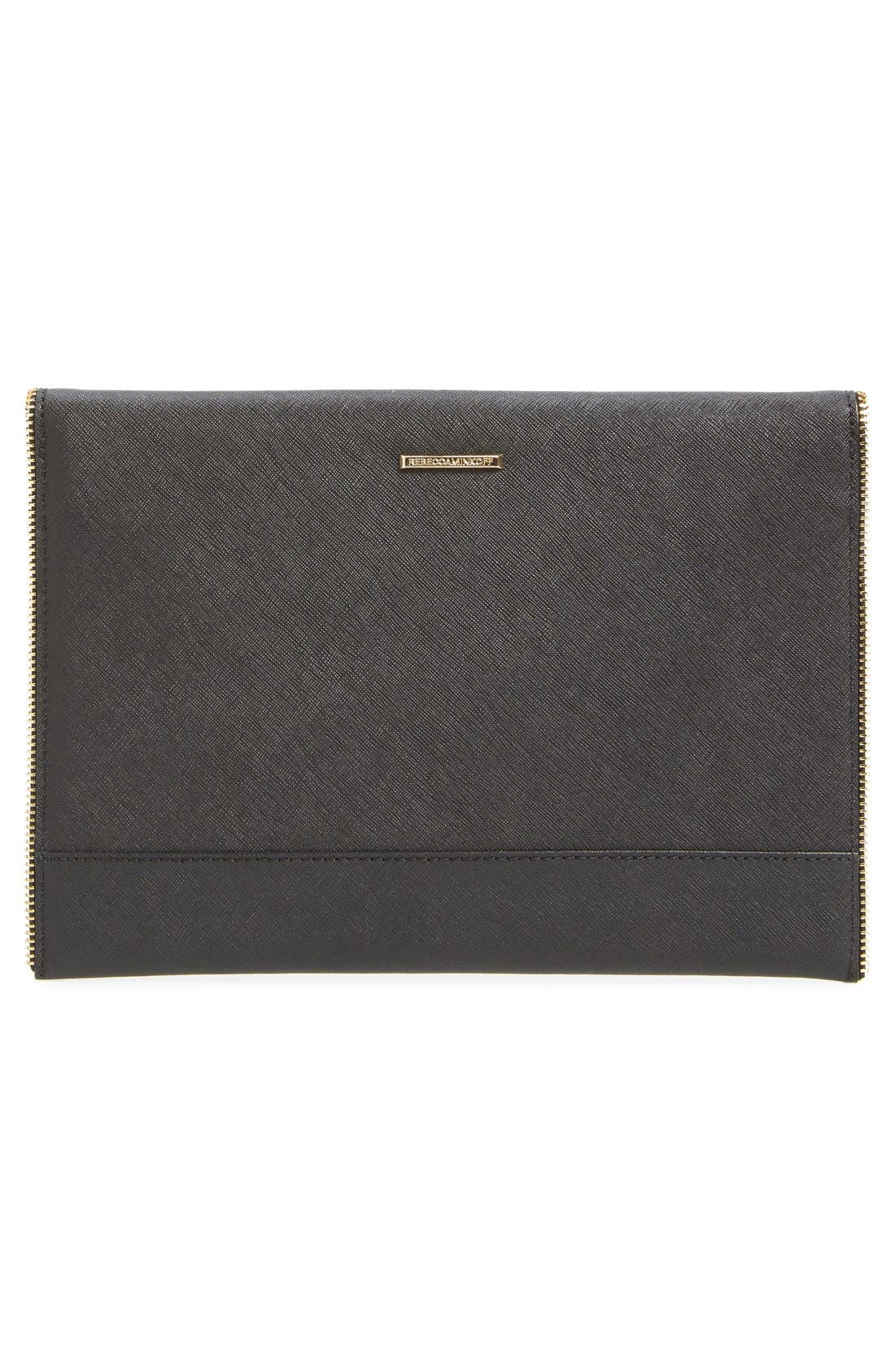 ,                             Leo Envelope Clutch,                             Alternate thumbnail 98, color,                             003