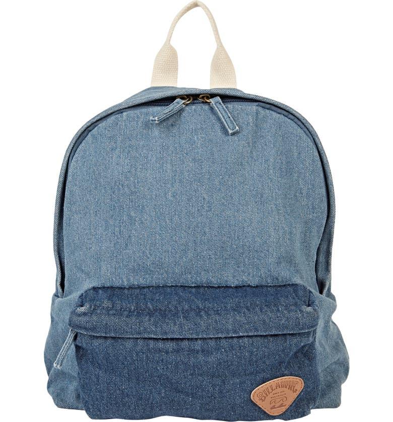 BILLABONG Mini Mama Print Backpack, Main, color, 400