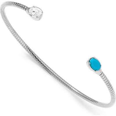Nadri Issa Stone Cuff Bracelet