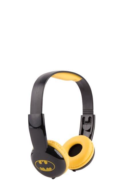 Image of VIVITAR Batman Kids-Safe Headphones